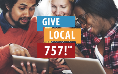 Join Us For Give Local 757!